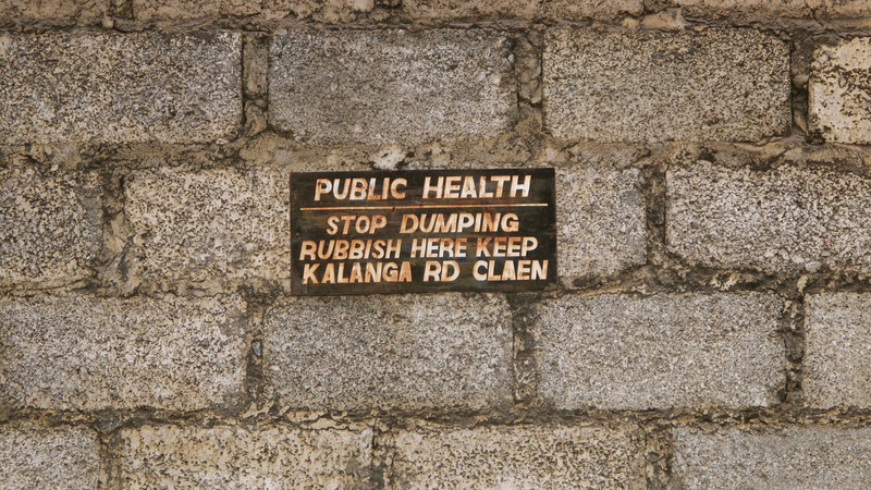"""Public Health on the Streets of Lusaka"""