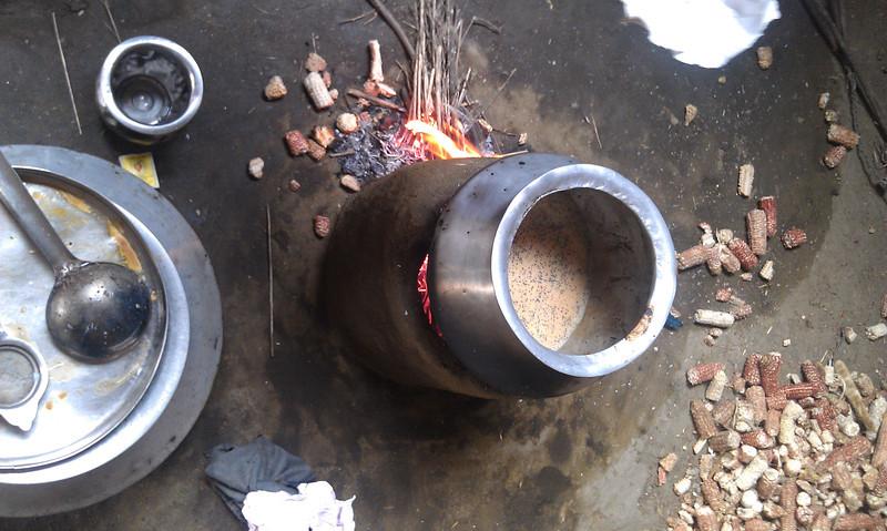 """""""Cook Stoves at Anganwadi Center"""""""