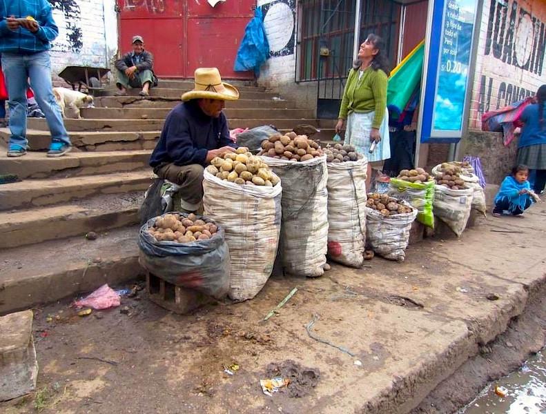 """Street Potatoes"""