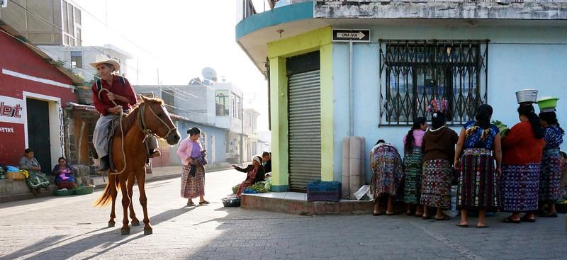 """""""Typical Guatemalan Morning"""""""