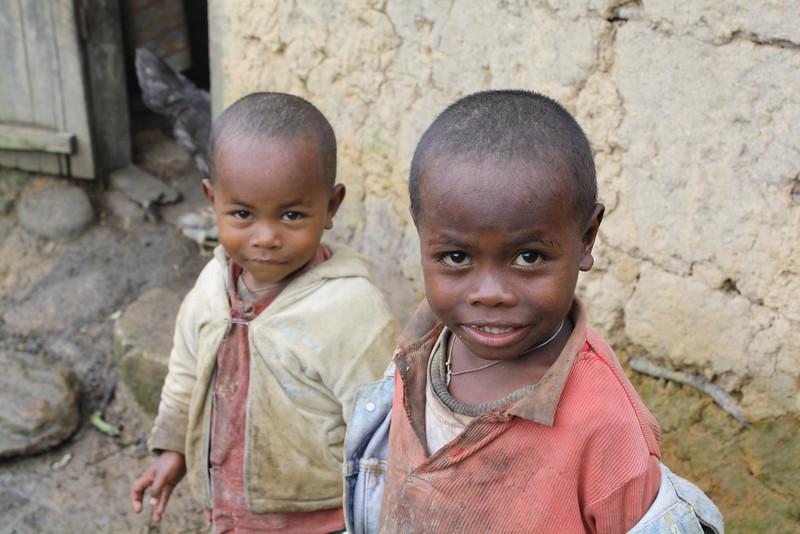 """Boy with Malaria"""