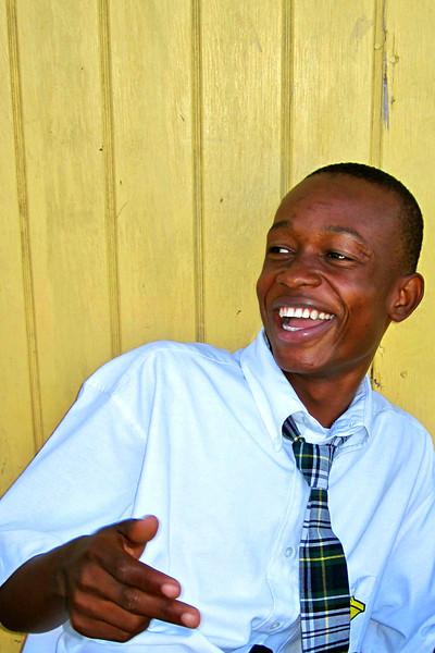"""Bahamian Smile"""