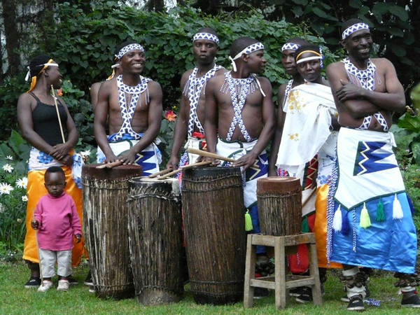 Jade Carboy<br /> Nell Hodgson Woodruff School of Nursing<br /> <br /> Location: Rwanda<br /> <br /> A group of traditional dancers, all of whom were orphaned by the 1994 Rwandan Genocide.
