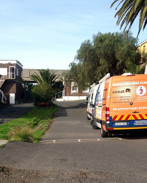 """Mobile Wellness Clinic in Cape Town, South Africa"""