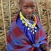 """""""Bold Young Maasai Woman"""""""