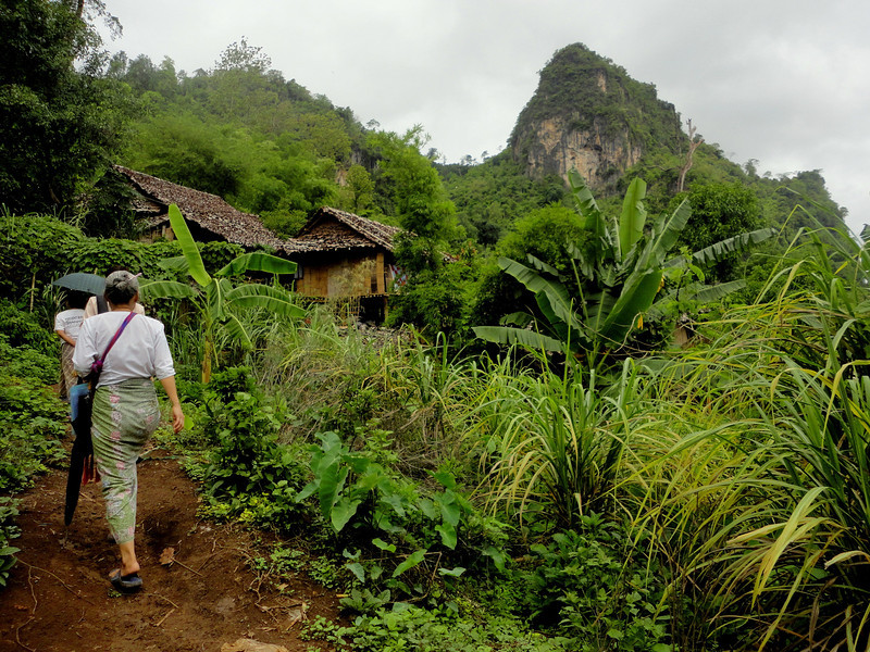 """Preventive Health Workers in Mae La Refugee Camp"""