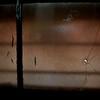 """""""The Bullet Hole in my Bathroom"""""""