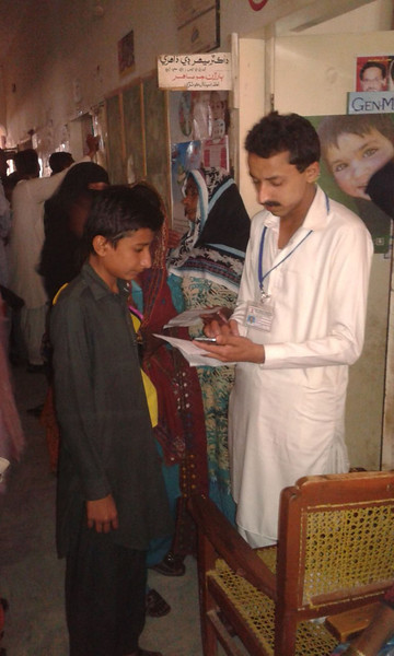 """""""mHealth Initiative to Improve Diagnosis of Childhood Tuberculosis"""""""