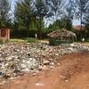 Accumulation of Waste