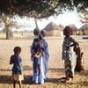 Baby Weighing in Rural Senegal