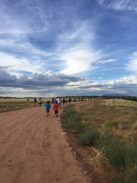 Endless Sky of the Diné