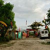 Vodou Temple in the Afternoon