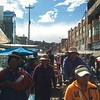 Mercado de los Sábados en Puno