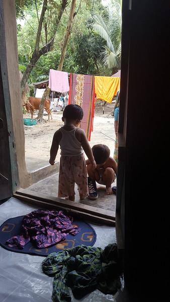 Curious Children