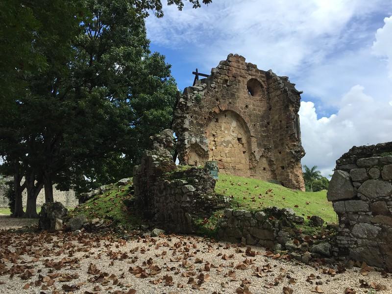 Ruins and Inequity