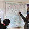 Hand-Drawn Map of Chipulukusu, Zambia