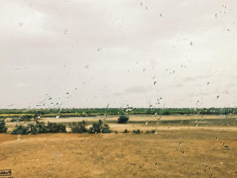 The First Rains