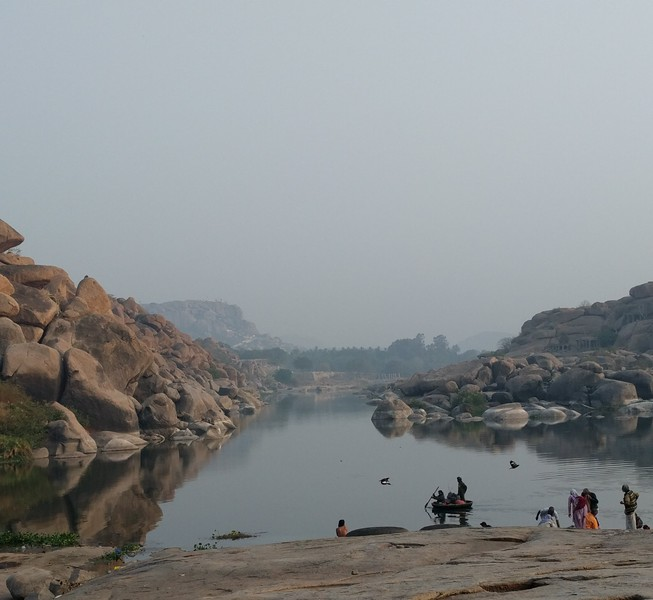 A Tale of Two Hampi's