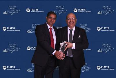 Industry Leadership Award - Steel - JSW Steel Ltd