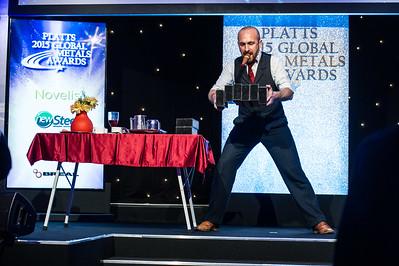 Platts Global Metal Awards 2015