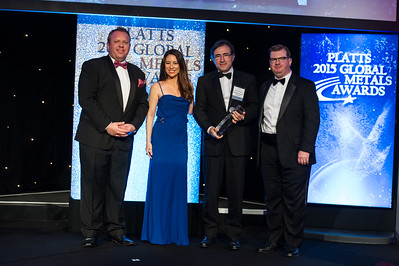 Platts Global Metal Awards 2015
