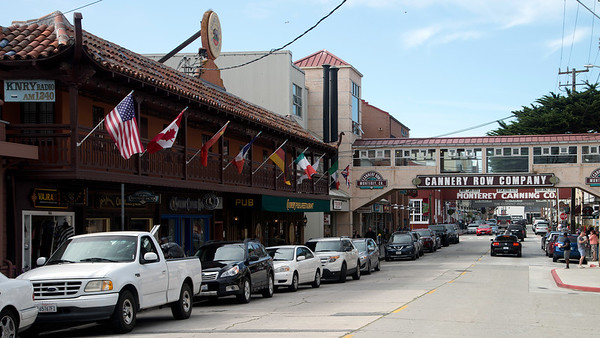 Monterey, Cannery Row