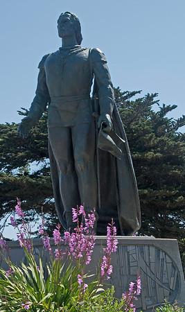 Cristoforo Columbo Statue, San Francisco