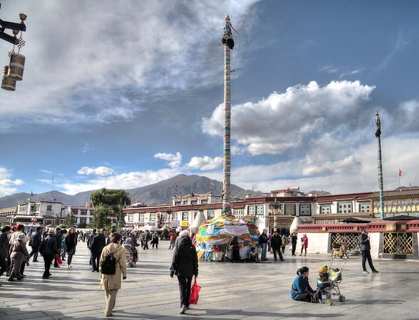 Lhasa Square