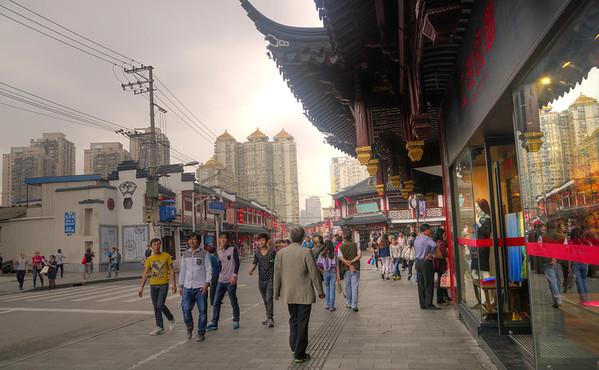Shanghai Central Market