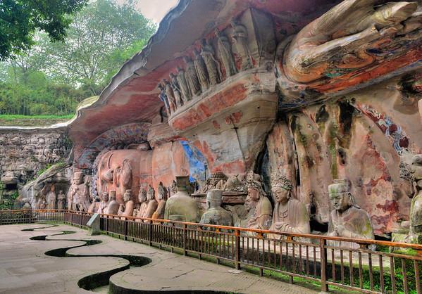 Nirvana of Sakyamuni (Sleeping Buddha)