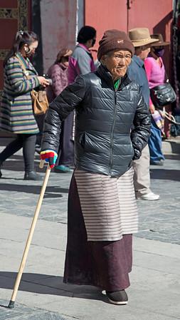 Pilgrim, Lhasa
