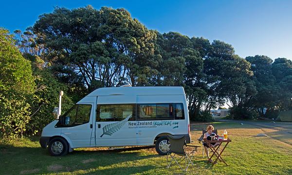 Mokau Campground