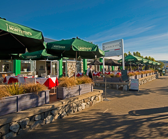 Signor Lombardi's La Dolce Vita restaurant, Te Anau