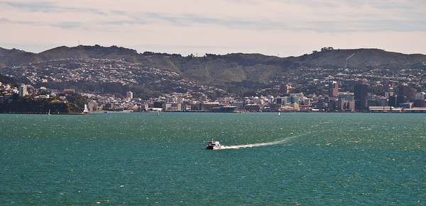Wellington Harbor