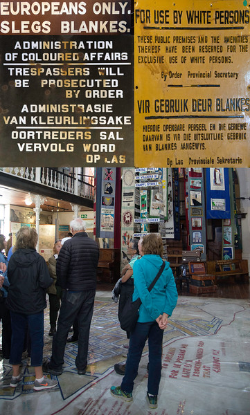District 6 Museum: A View into the Apartheid Period