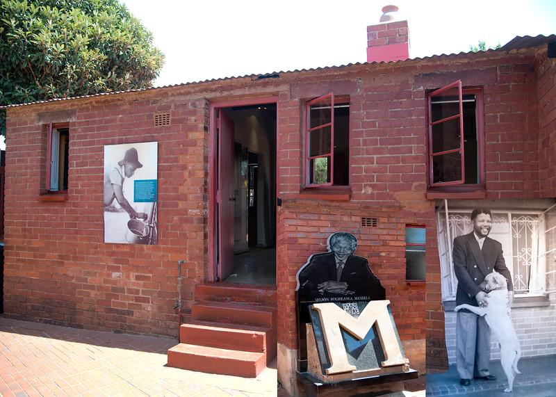 Nelson Mandela's House in Soweto