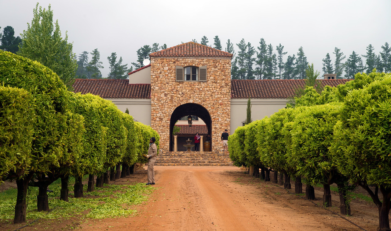 Waterford Winery in Stellenbosch