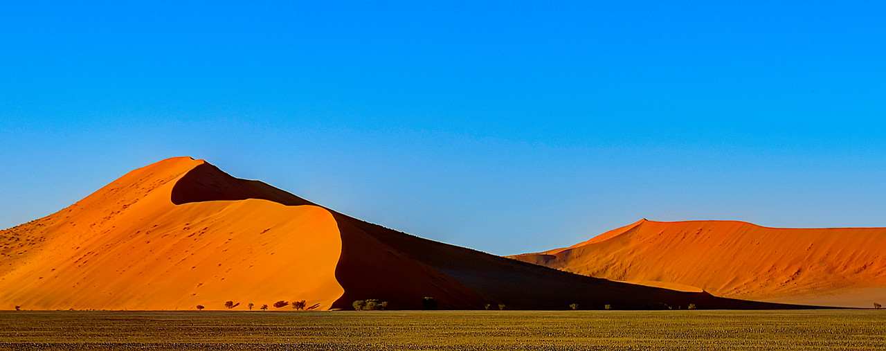 The Dunes at Sossuvlei