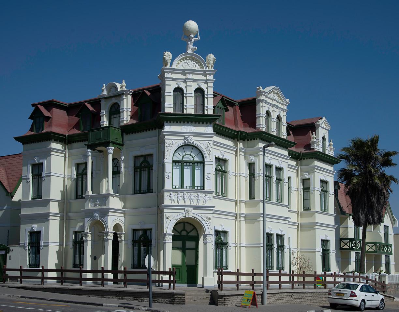 Swakopmund Historical Building