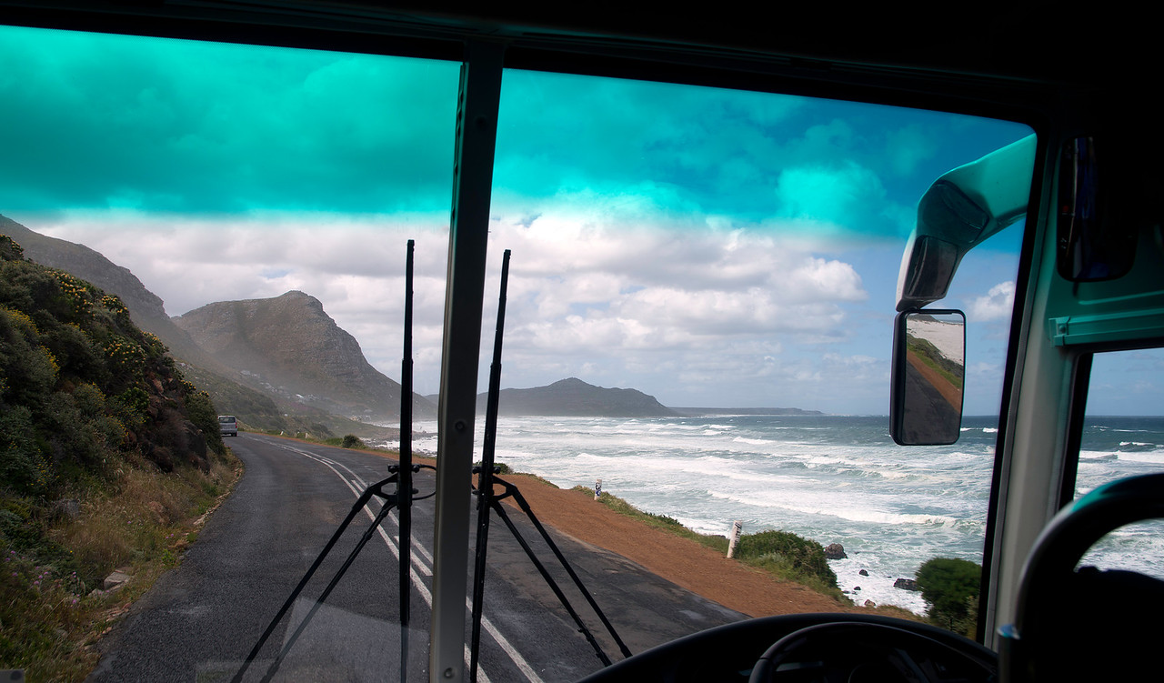 On the Way from Cape Town to the Cape of Good Hope