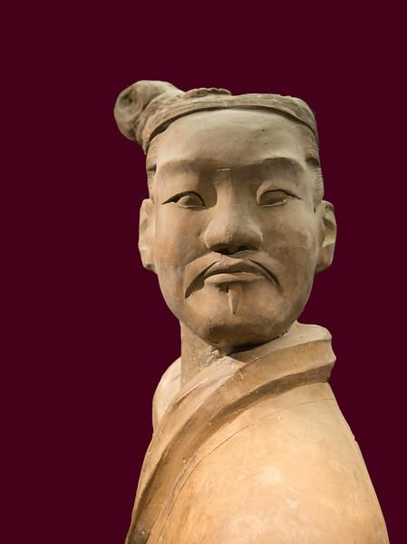 Terracotta Wattior, Xian, China