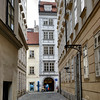 OLd Town Vienna -- Where Mozart Used to Walk
