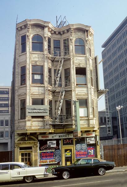 San Francisco, 1970