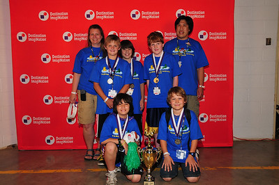 2nd Place: Elementary Level DIrect DIposit,White Bluffs Elementary, Richland, Washington. #147-87485