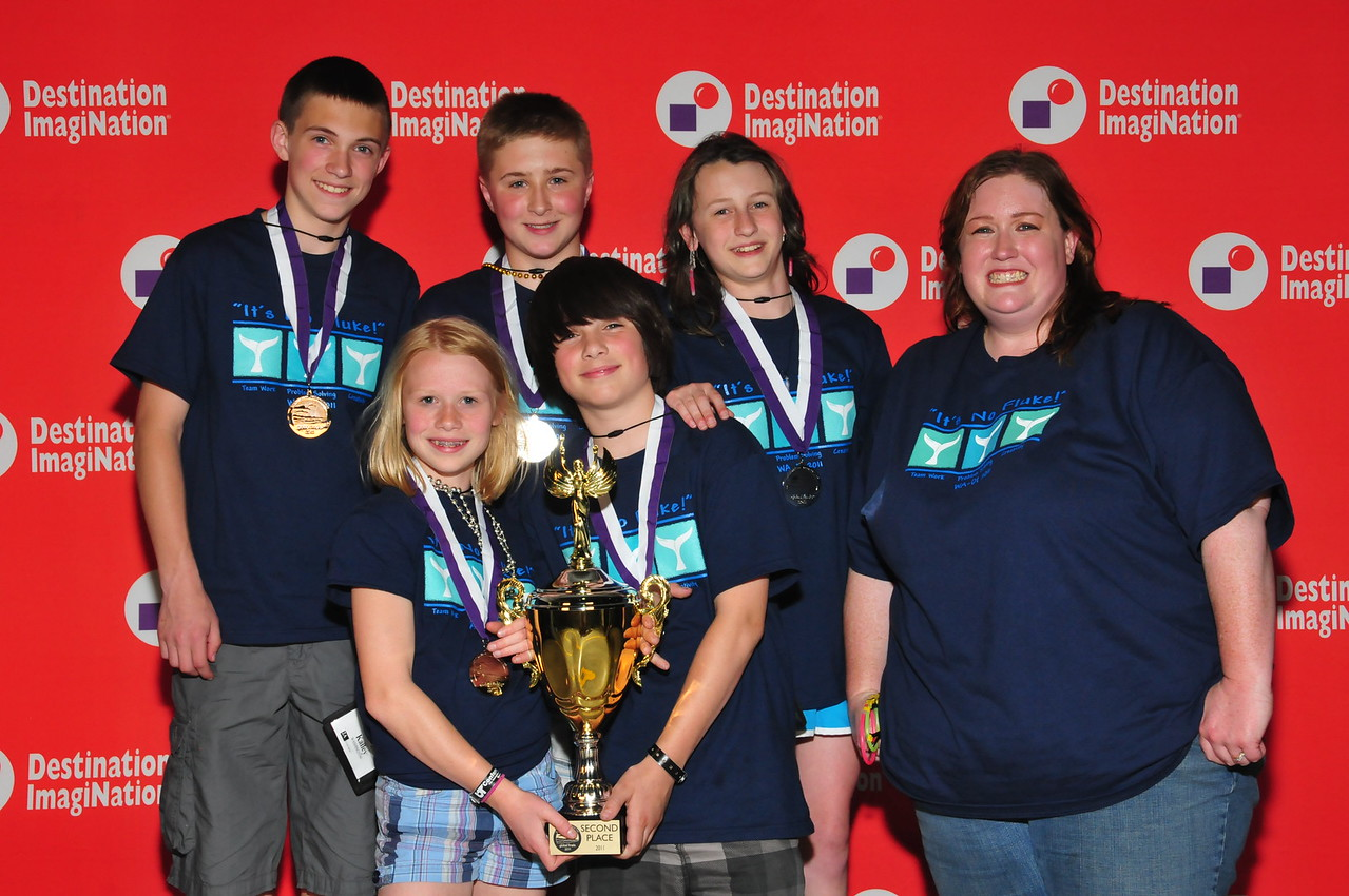 2nd place, Middle Level Triple Take Road Show: Kopachuck Middle School, Gig Harbor, Washington