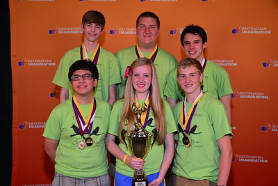 "Oh, I Get It Now!  (Richland).   1st Place & Renaissance Award in  Technical Challenge, ""Dig In"", Secondary Level, 147-18104"