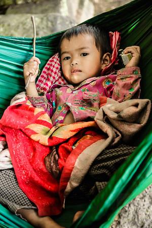 Khmer Kid - Cambodja