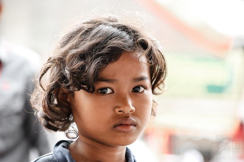 Girl from Cambodja