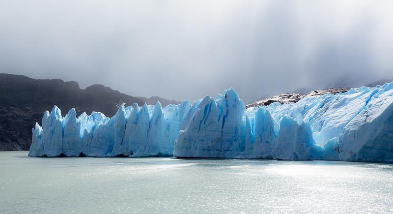 Grey Glacier, Torres del Paine NP, Patagonia - Chile