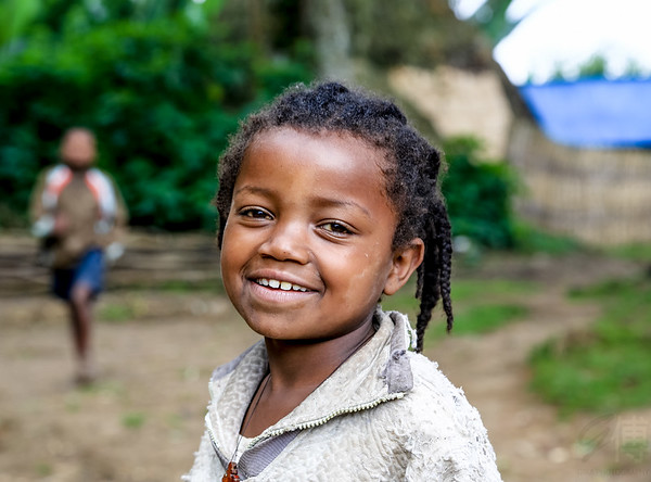 Girl in Arba Minch - Ethiopia